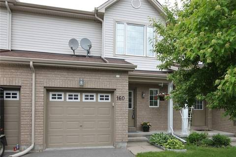 Townhouse for sale at 160 Romina St Ottawa Ontario - MLS: 1156807
