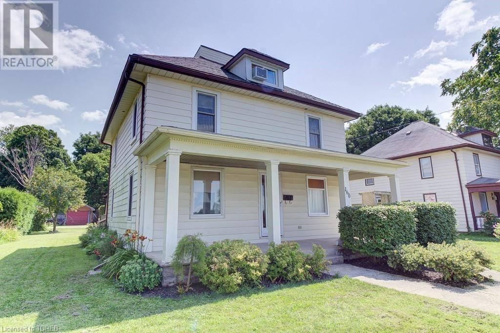 House for sale at 160 Tillson Ave Tillsonburg Ontario - MLS: 213791