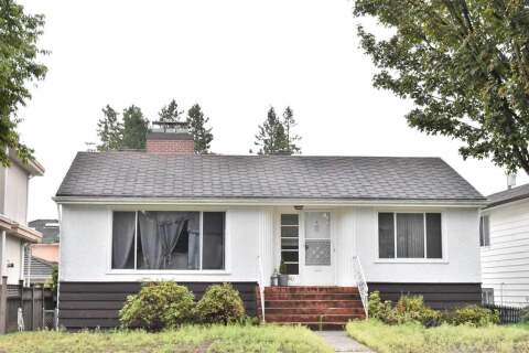 House for sale at 160 44th Ave W Vancouver British Columbia - MLS: R2457566