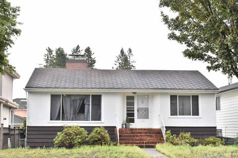 House for sale at 160 44th Ave W Vancouver British Columbia - MLS: R2429009