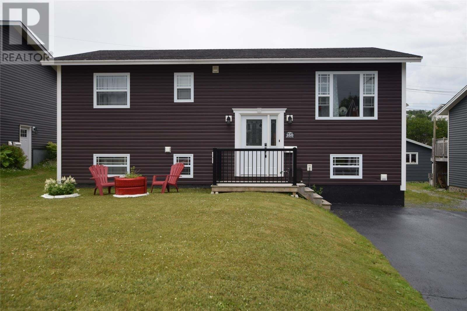 House for sale at 160 Wheelers Road Rd Corner Brook Newfoundland - MLS: 1218174