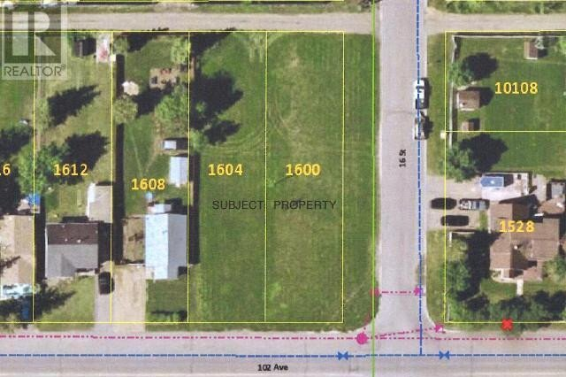 Residential property for sale at 1600 102 Ave Dawson Creek British Columbia - MLS: 184467