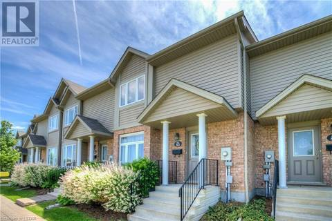 Townhouse for sale at 52 Mickleborough Dr Unit 1600 London Ontario - MLS: 203603