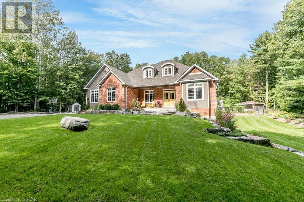 House for sale at 1600 Golf Link Rd Midland Ontario - MLS: 276531