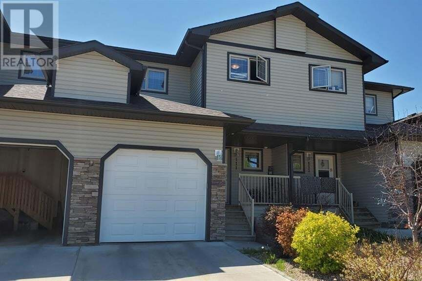 Townhouse for sale at 1600 Main St Southwest Slave Lake Alberta - MLS: A1006422