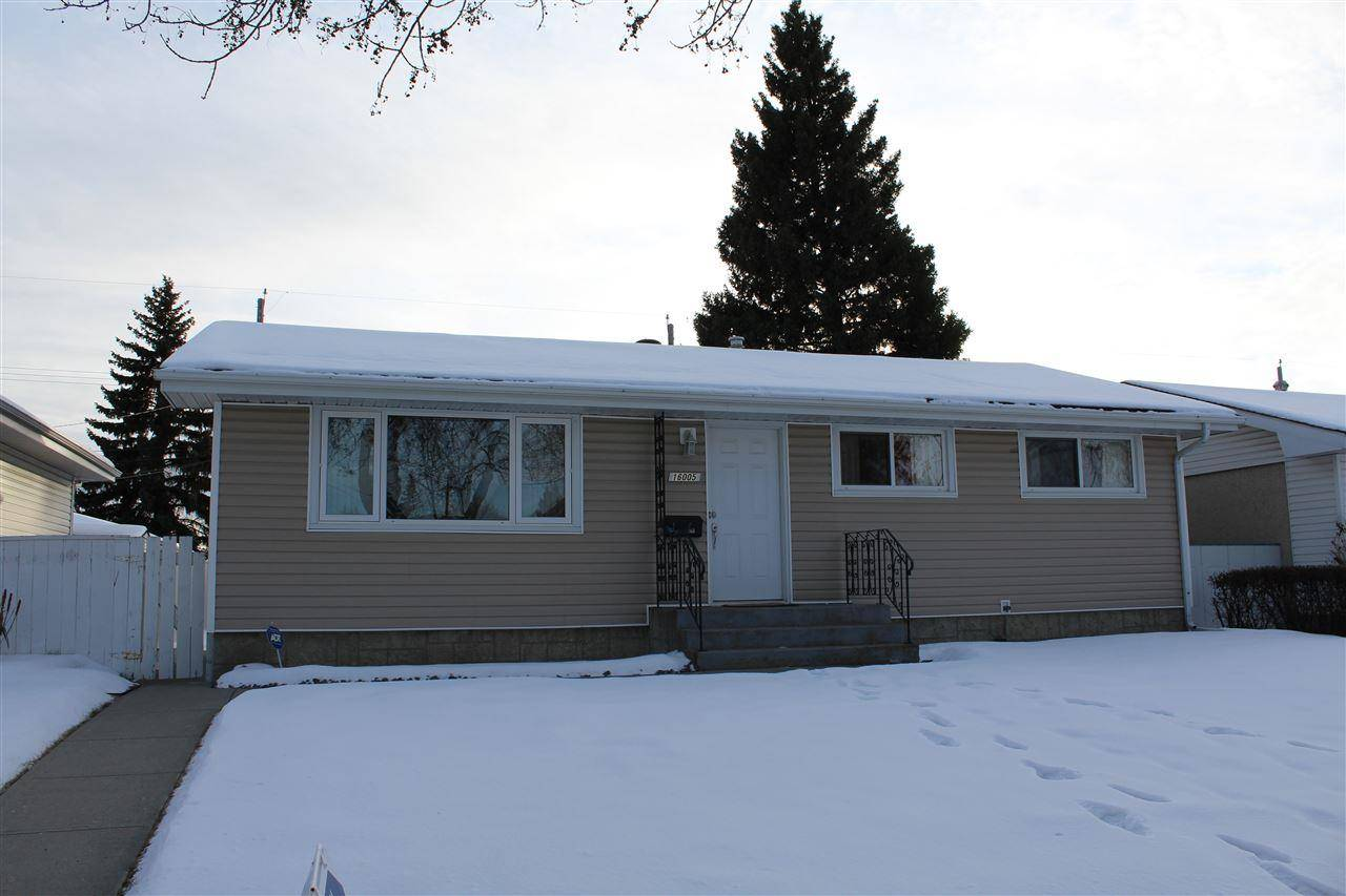 House for sale at 16005 83 Ave Nw Edmonton Alberta - MLS: E4183040
