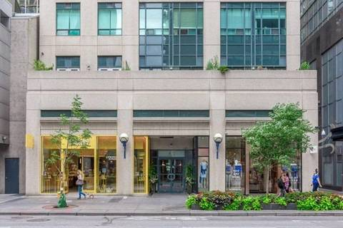 Apartment for rent at 102 Bloor St Unit 1601 Toronto Ontario - MLS: C4496883