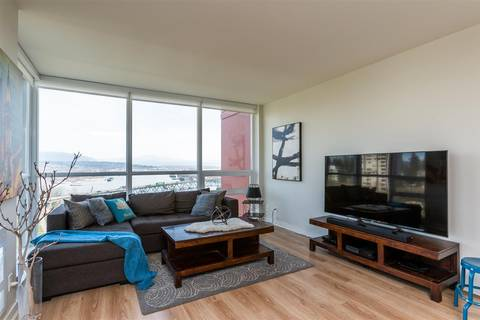 Condo for sale at 125 Columbia St Unit #1601 New Westminster British Columbia - MLS: R2446631