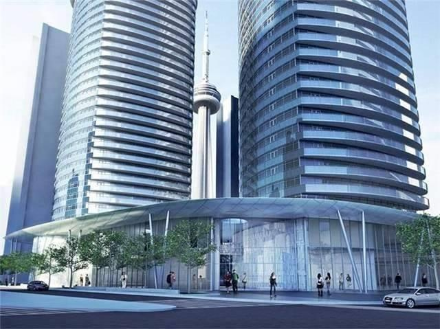 For Sale: 1601 - 14 York Street, Toronto, ON | 3 Bed, 2 Bath Condo for $998,000. See 5 photos!