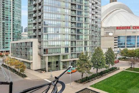 Apartment for rent at 3 Navy Wharf Ct Unit 1601 Toronto Ontario - MLS: C4740346