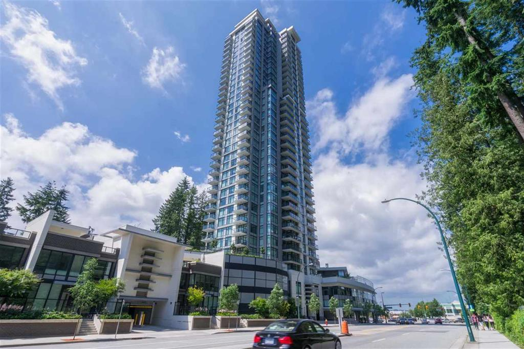 Sold: 1601 - 3080 Lincoln Avenue, Coquitlam, BC