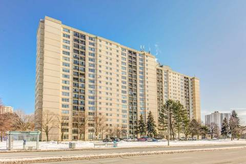 Apartment for rent at 5 Parkway Forest Dr Unit 1601 Toronto Ontario - MLS: C4688205
