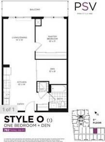 Apartment for rent at 510 Curran Pl Unit 1601 Mississauga Ontario - MLS: W4457698