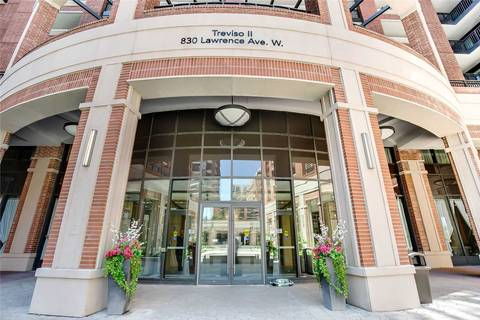 Condo for sale at 830 Lawrence Ave Unit 1601 Toronto Ontario - MLS: W4726033