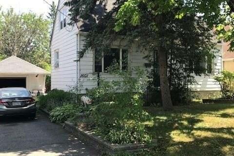 House for sale at 1601 Ortona Ave Ottawa Ontario - MLS: 1200949