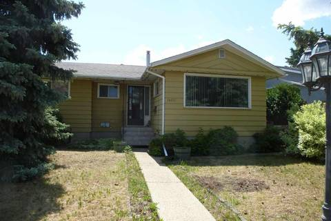 House for sale at 16015 103 Ave Nw Edmonton Alberta - MLS: E4164883