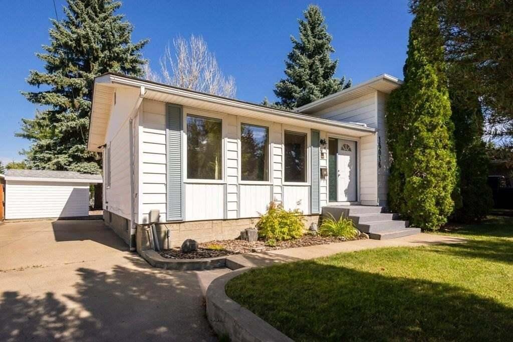 House for sale at 16016 78a Av NW Edmonton Alberta - MLS: E4213789