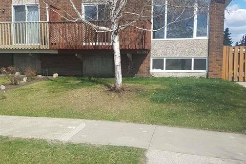 Townhouse for sale at 16019 100 St Nw Edmonton Alberta - MLS: E4156780