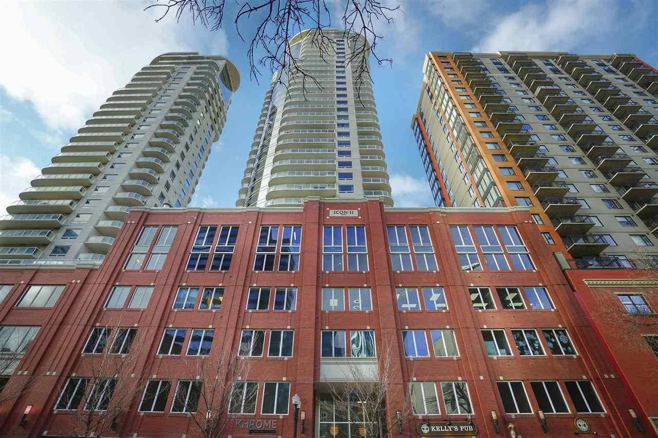 Condo for sale at 10152 104 St Nw Unit 1602 Edmonton Alberta - MLS: E4182808