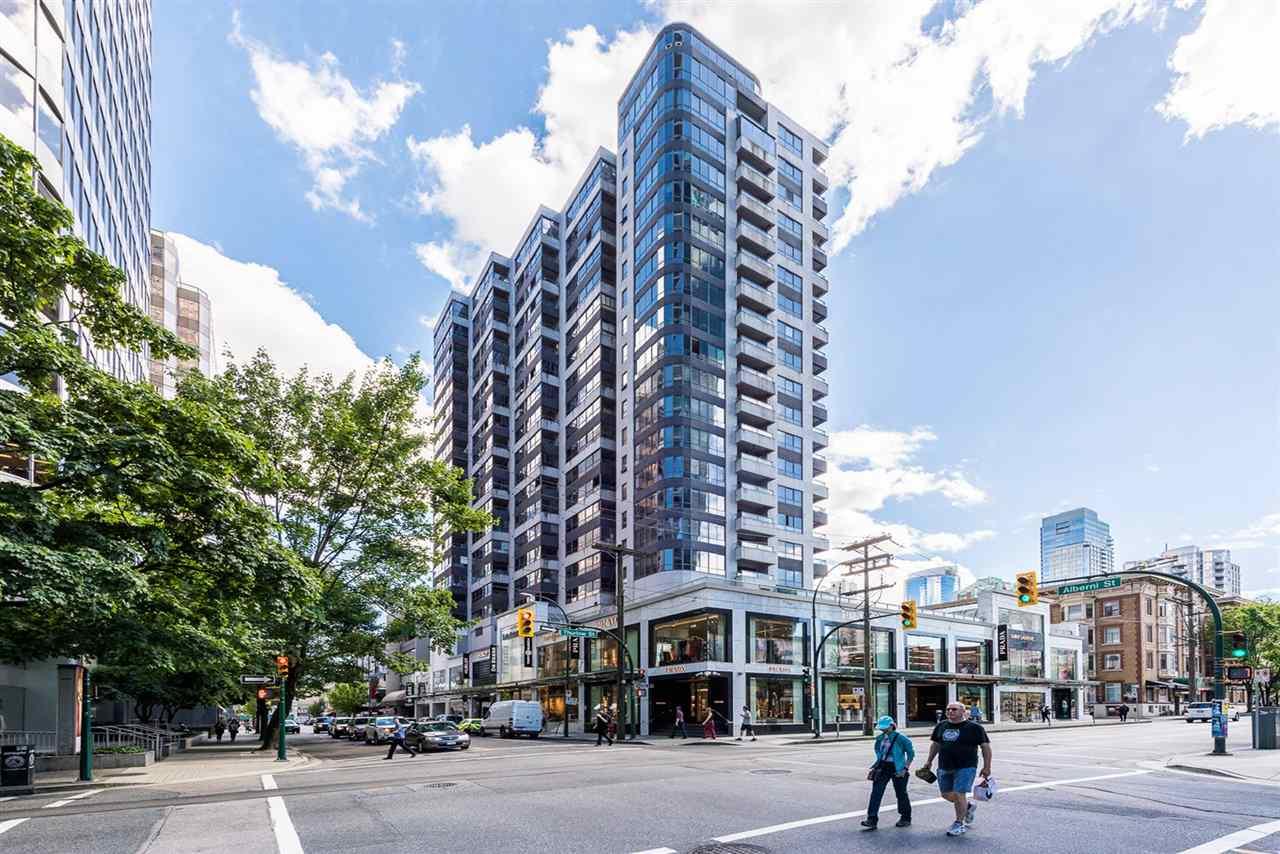 Buliding: 1060 Alberni Street, Vancouver, BC