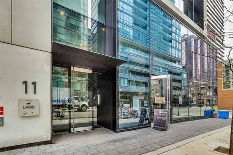 Condo for sale at 11 Charlotte St Unit 1602 Toronto Ontario - MLS: C4730313