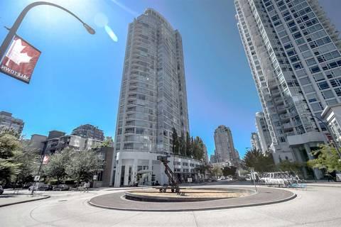 Condo for sale at 1201 Marinaside Cres Unit 1602 Vancouver British Columbia - MLS: R2391674