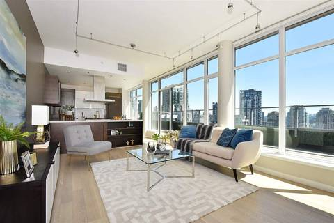 Condo for sale at 1252 Hornby St Unit 1602 Vancouver British Columbia - MLS: R2369753