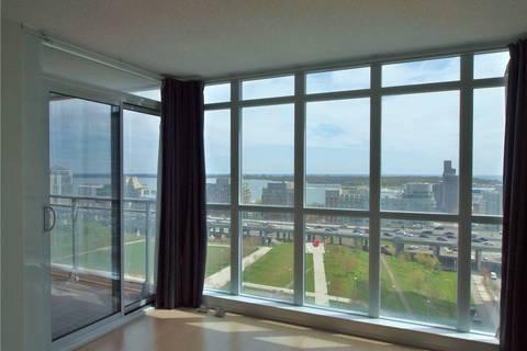 Apartment for rent at 151 Dan Leckie Wy Unit 1602 Toronto Ontario - MLS: C4548322