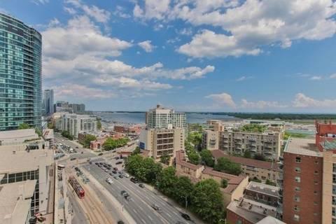 Condo for sale at 21 Grand Magazine St Unit 1602 Toronto Ontario - MLS: C4501698