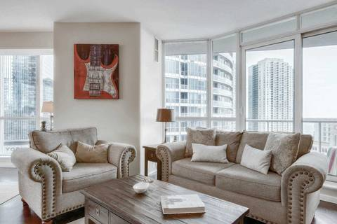 Condo for sale at 218 Queens Quay Unit 1602 Toronto Ontario - MLS: C4578225