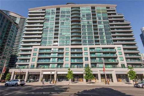 Apartment for rent at 25 Lower Simcoe St Unit 1602 Toronto Ontario - MLS: C4525735