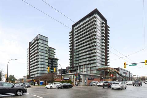 Condo for sale at 8555 Granville St Unit 1602 Vancouver British Columbia - MLS: R2422250