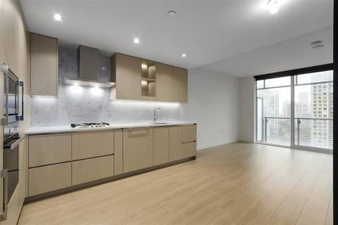 Condo for sale at 89 Nelson St Unit 1602 Vancouver British Columbia - MLS: R2415303