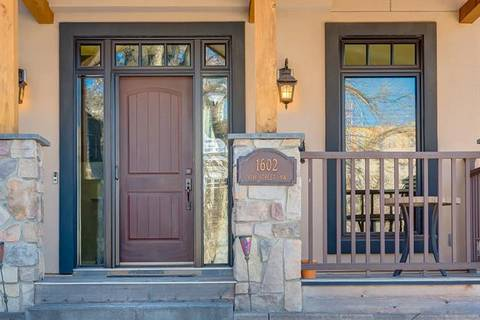 House for sale at 1602 9 St Northwest Calgary Alberta - MLS: C4286398