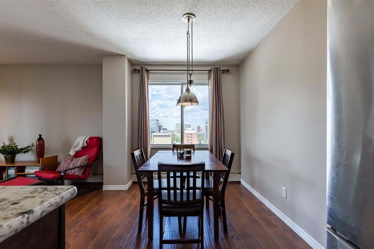 Condo for sale at 9725 106 St NW Unit 1602 Edmonton Alberta - MLS: E4199045