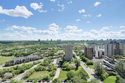 Condo for sale at 9923 103 St Nw Unit 1602 Edmonton Alberta - MLS: E4152045