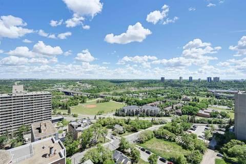 Condo for sale at 9923 103 St Nw Unit 1602 Edmonton Alberta - MLS: E4162043
