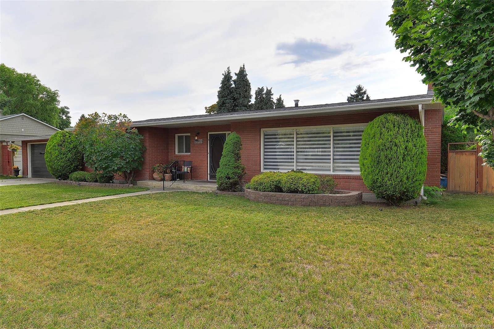 House for sale at 1602 Richmond St Kelowna British Columbia - MLS: 10189698