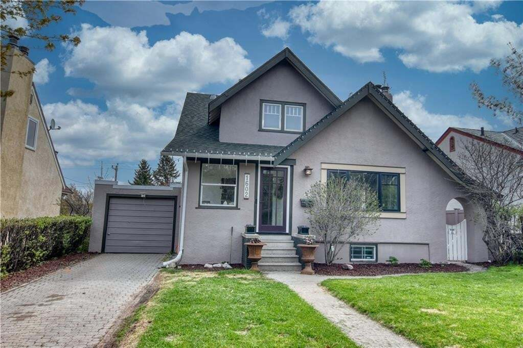 House for sale at 1602 Scotland St SW Scarboro, Calgary Alberta - MLS: C4297723