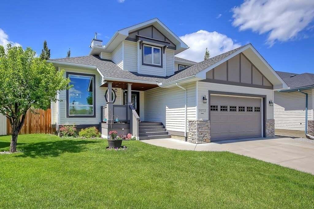 House for sale at 1602 Sunshine Cl SE Sunrise Meadows, High River Alberta - MLS: C4288606