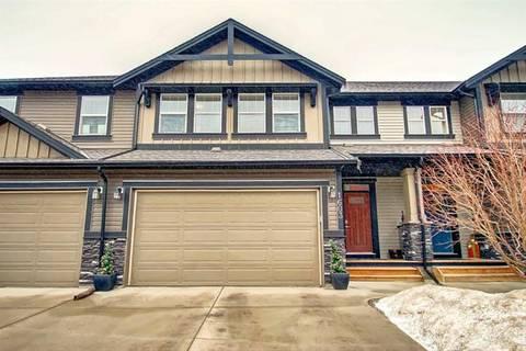 Townhouse for sale at 1086 Williamstown Blvd Northwest Unit 1603 Airdrie Alberta - MLS: C4289011