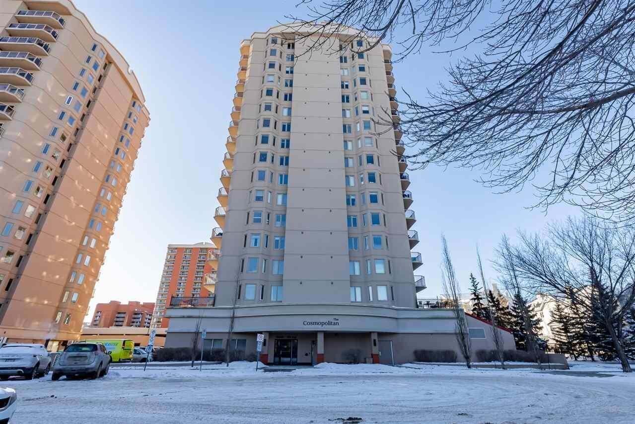 Condo for sale at 10909 103 Av NW Unit 1603 Edmonton Alberta - MLS: E4190641