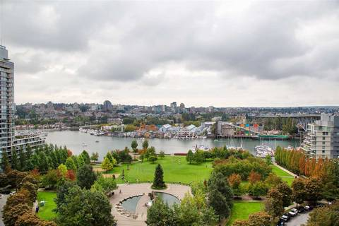 Condo for sale at 1495 Richards St Unit 1603 Vancouver British Columbia - MLS: R2448985