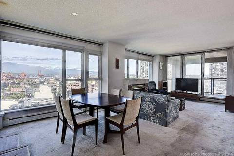 Condo for sale at 183 Keefer Pl Unit 1603 Vancouver British Columbia - MLS: R2377762