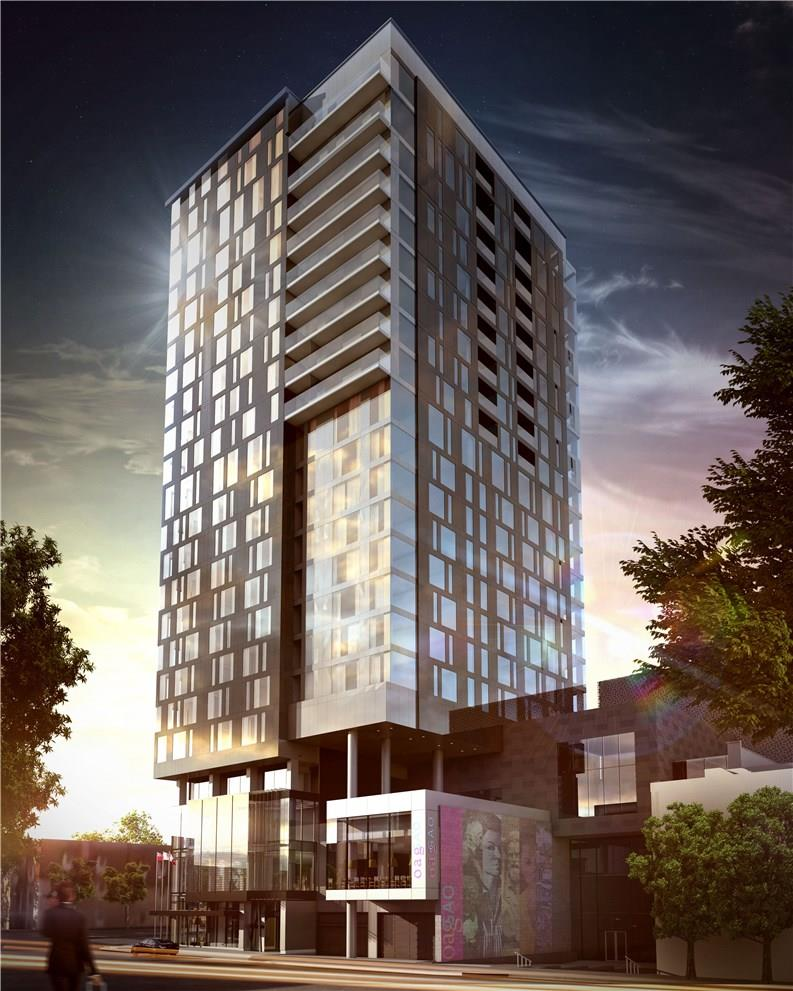 For Sale: 1603 - 20 Daly Avenue Unit, Ottawa, ON   1 Bed, 1 Bath Condo for $348,990. See 22 photos!