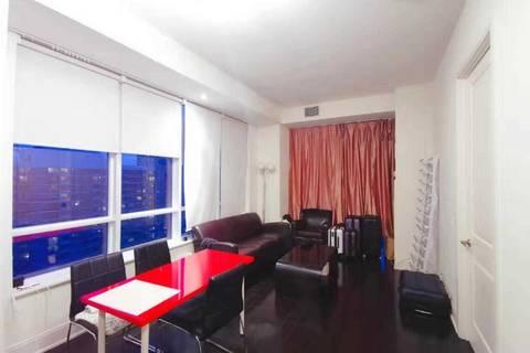 Apartment for rent at 21 Balmuto St Unit 1603 Toronto Ontario - MLS: C4553939