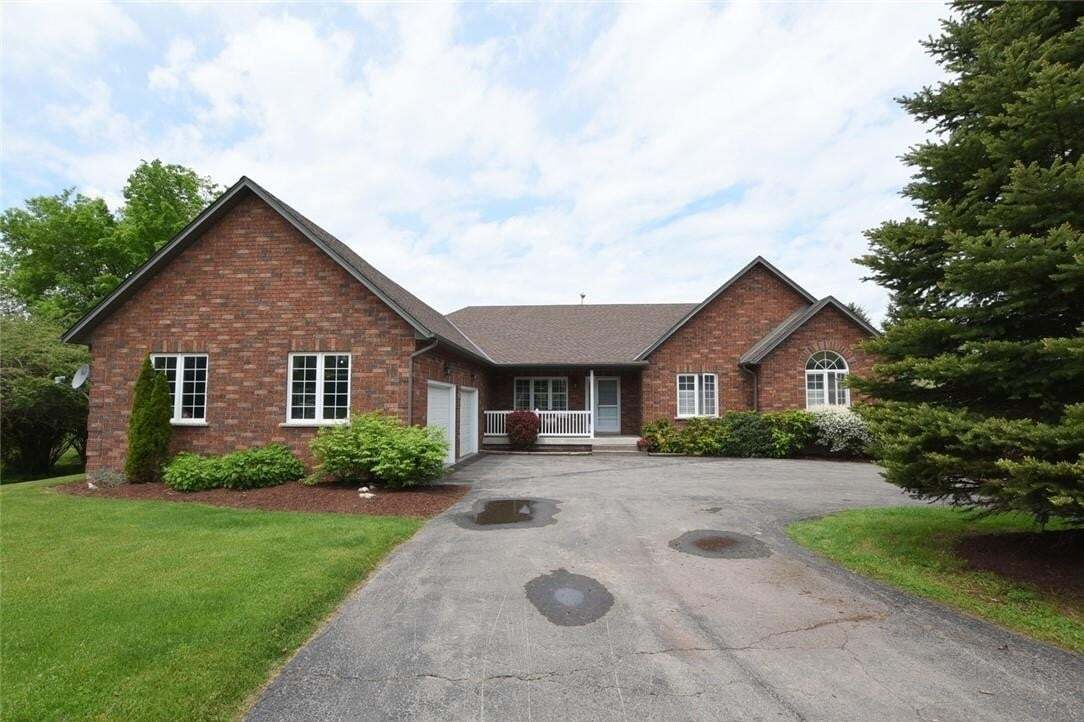 House for sale at 1603 2nd Concession Rd W Flamborough Ontario - MLS: H4079370