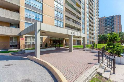 Condo for sale at 40 Panorama Ct Unit 1603 Toronto Ontario - MLS: W4549359
