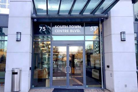 Apartment for rent at 75 South Town Centre Blvd Unit 1603 Markham Ontario - MLS: N4630472