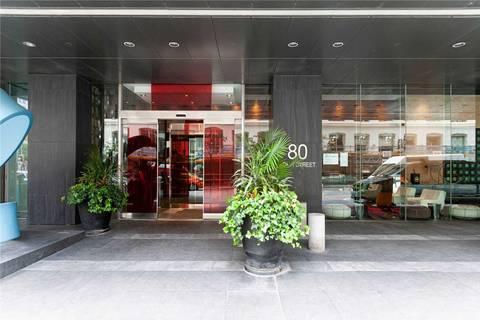 Condo for sale at 80 John St Unit 1603 Toronto Ontario - MLS: C4576614